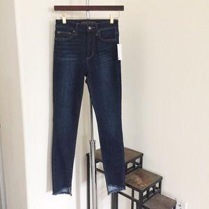 Joes Skinny High Waist Jeans.